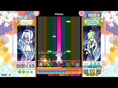 [pop'n music] アカシックハードコア / PRANA EX mirror