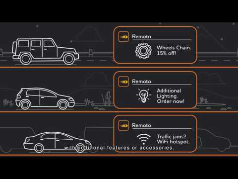Transforming the Connected Car industry with Artificial Intelligence