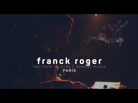 Franck Roger Bass Couture DJ Set