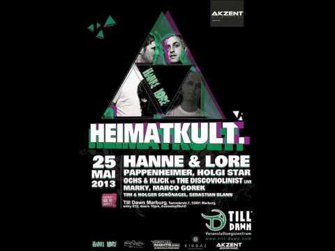 Marky Vs. Matt Klick live @ Heimatkult  25.05.13
