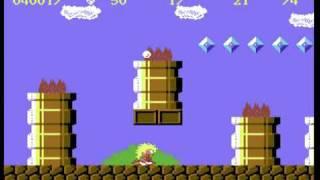 C64 Longplay - The Great Giana Sisters (warpless)