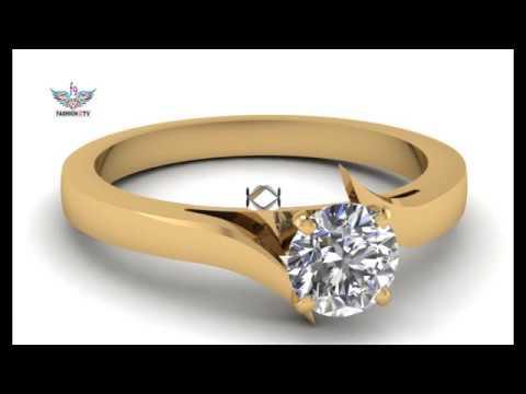 Latest Diamond Rings Designs Fashion9tv