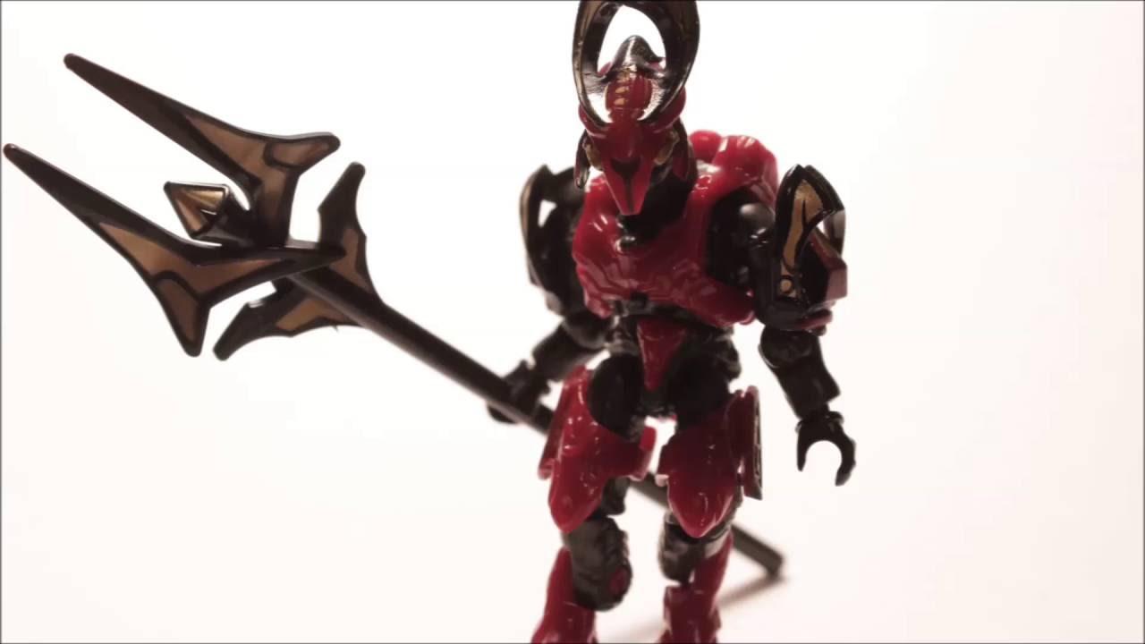 Halo Mega Bloks Custom Elite Honor Guard Tutorial