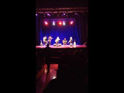 Samuela Schilirò ft. Erin Mellon Trio - Rosa canta e cunta live (TRIO ACUSTICO)