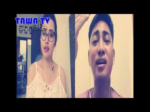 Best Duet Smule Ikke Putri Ft Irwan Da2 Nyanyi Lagu India - Muskurane