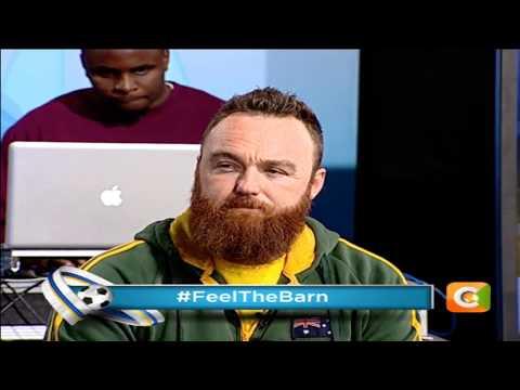 The World Cup Barn: 21st JUNE FeelTheBarn