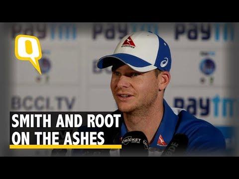 Steve Smith & Joe Root Speak After Australia Reclaim The Ashes | The Quint