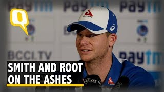 Steve Smith & Joe Root Speak After Australia Reclaim The Ashes | The Quint