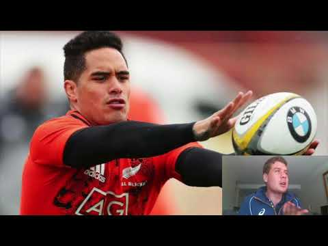 Aaron Smith's Leaked Text Messages and Airport Scandal (Rugby Discussion)
