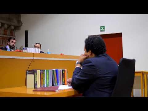 Examen profesional de Amado Sosa (Escuela Libre de Derecho) [Parte 2/2]