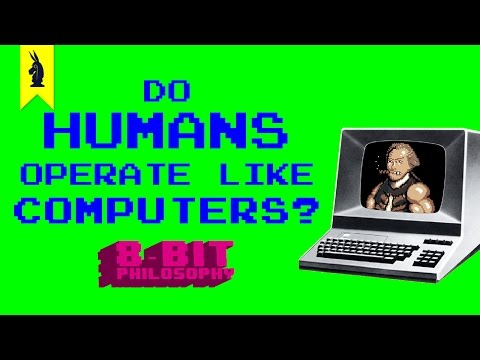 Do Humans Operate Like Computers? (Kant) - 8-Bit Philosophy