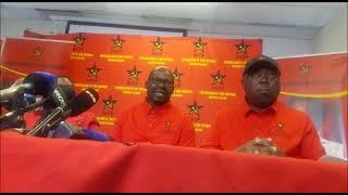 SACP: Cabinet reshuffle a declaration of war