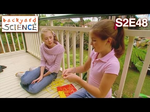 Backyard Science | S2E48 | How To Always Win At Tug Of War