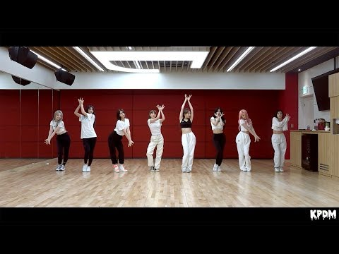 開始Youtube練舞:Feel Special-TWICE | 個人舞蹈練習