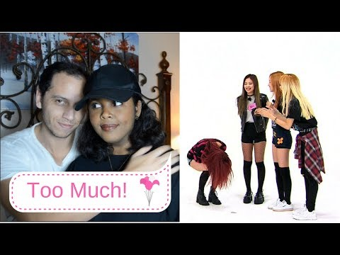 BLACKPINK - WEEKLY IDOL 1st APPEARANCE REACTION PART 3