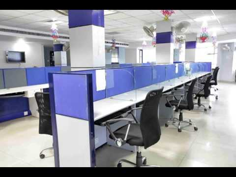 commercial furnish office in kharadi pune.