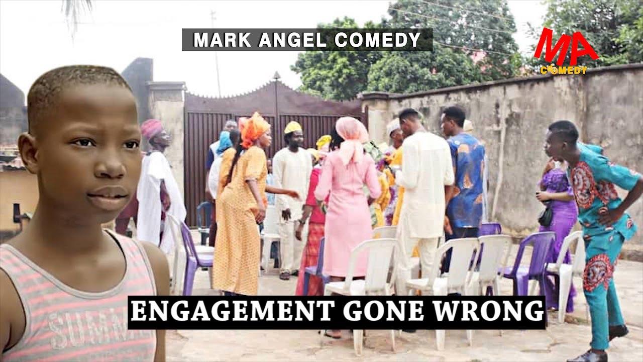 Download EMANUELLA ENGAGEMENT GONE WRONG Episode 117 (MARK ANGEL COMEDY) (MIND OF FREEKY COMEDY)