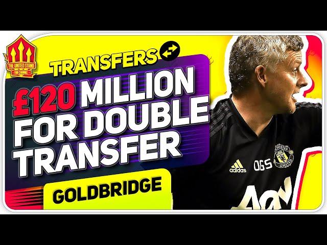 Solskjaer's 120 Million Boost! Man Utd Transfer News