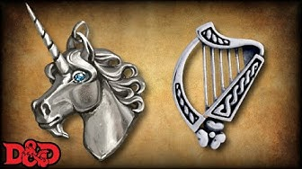 Forgotten Realms Pantheon - Mielikki and Milil