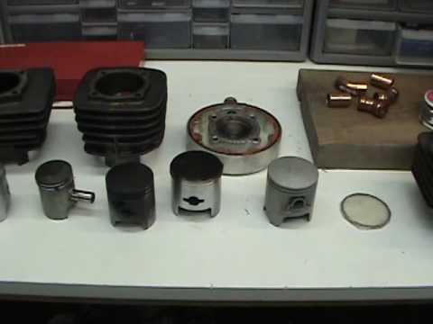 1 two stroke piston problems youtube. Black Bedroom Furniture Sets. Home Design Ideas