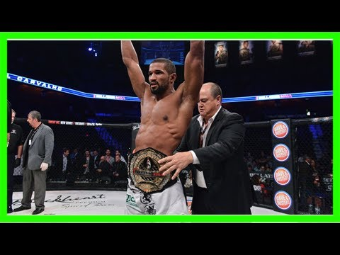 Bellator champion rafael carvalho has ideas for new contract before possible fight with gegard mous