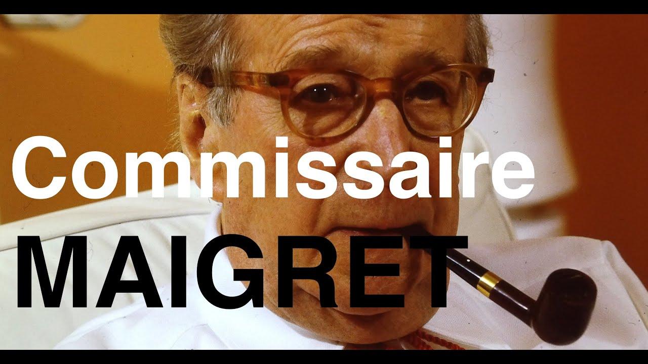Rencontre avec Georges Simenon