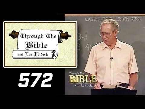 [ 572 ] Les Feldick [ Book 48 - Lesson 2 - Part 4 ] Hebrews 4:1-11  b