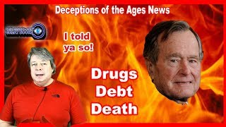 George HW Bush Death is He in Heaven or Hell - You Decide