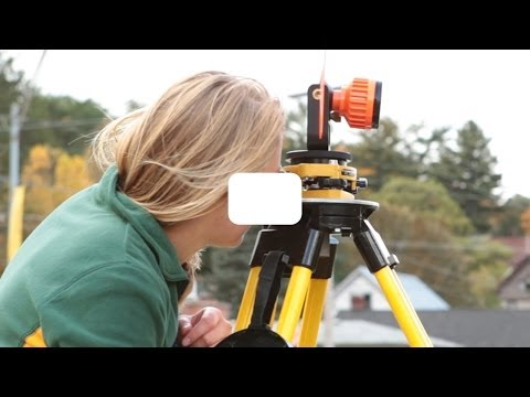 Surveying Engineering at Michigan Tech University