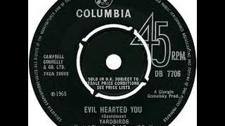 evil hearted you (yardbirds) live by sonny @ wicked twisted nashua, nh