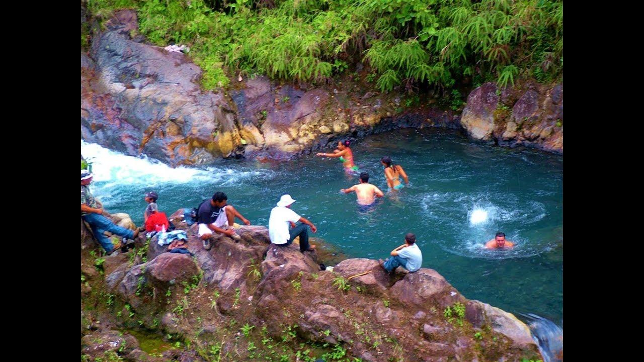 Blue River Resort Hot Springs Costa Rica