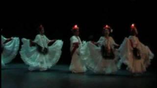 """Ballet Folklorico de Veracruz """"La bruja"""""""