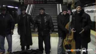Acapella Soul-you would have definetly missed your train~ Like it like us on FB