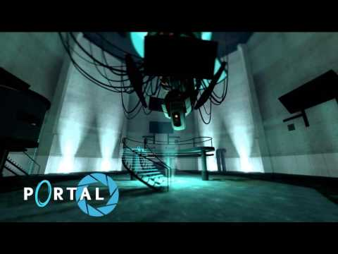 Portal 1 - All GLaDOS Quotes + Still Alive (w/Lyrics)