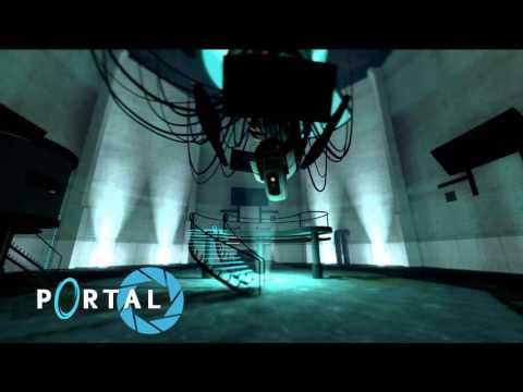 Portal 1 - All GLaDOS Quotes + Still Alive (w/Lyrics)