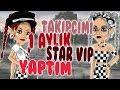 TAKİPÇİMİ 1 AYLIK STAR VIP YAPTIM ! (Çekilişi Kazanan Kız) // The Alle's
