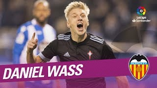 Daniel Wass ficha por el Valencia CF
