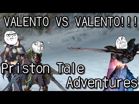 VALENTO VS VALENTO!!! Priston Tale Adventures