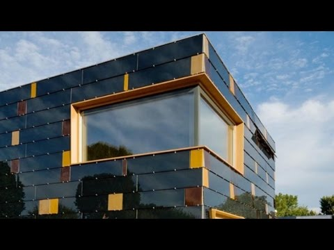 20 Solar Powered Homes