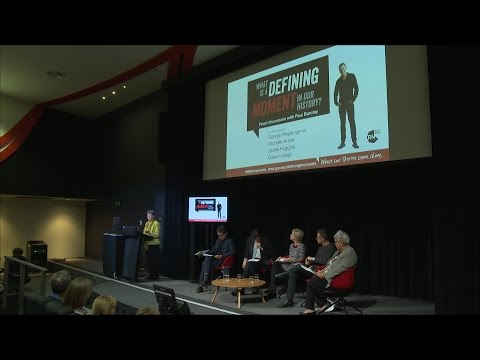 What is a 'Defining Moment' in Australian History?