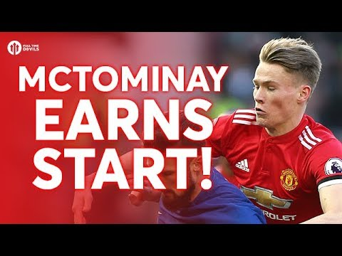 McTominay Earns Start! Full Time Review MANCHESTER UNITED 2-1 CHELSEA