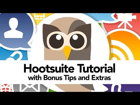 Hootsuite Tutorial with Bonus Tips and Tricks