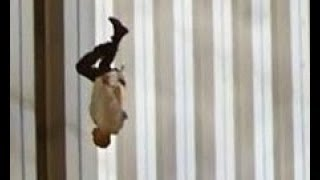 911 Jumpers 9/11 in 18 min Plane Crashes Top World Trade Center Towers September 11 Terror Fact Vid