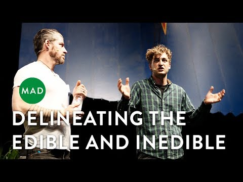 Nordic Food Lab at MAD2: Delineating the Edible and Inedible