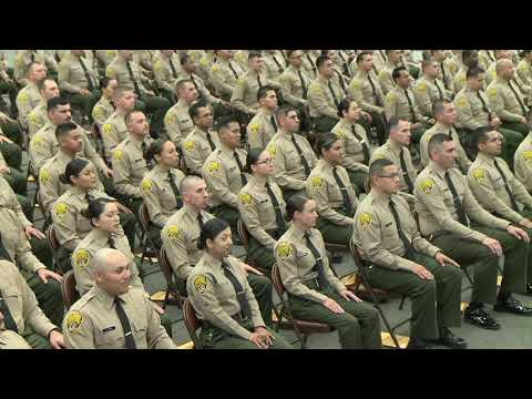 BCOA Graduation Class 02-20-A At California Training Center (CTC)