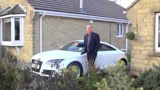 Get peace of mind with a used car warranty from Warrantywise. Presented by Quentin Willson.