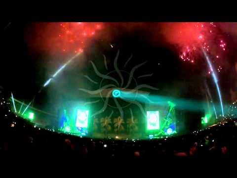 Festival Presidente 2014 (PIROTECNIA INTERNACIONAL)
