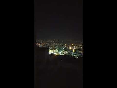 Израильский ракетный обстрела Дамаска, Сирия, 06.02.20