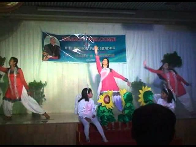 Nee Mozhinjaal - Christian Devotional dance by Kisho Geo