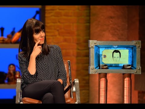 Claudia Winkleman doesn't understand why people go skiing  Room 101: Series 5 Episode 6  BBC One
